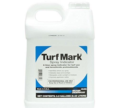 APS Turf Mark Blue Dye Spray Indicator 2.5 Gls For Herbic...