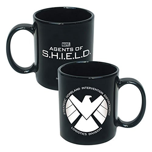 Marvel Agents of Shield Ceramic Mug
