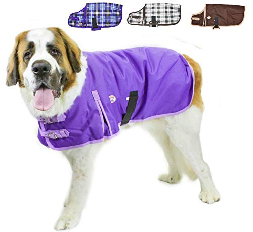 - Derby Originals Horse-Tough 1200D Waterproof Ripstop Nylon Winter Dog Coat 150g Polyfil with Two Year Warranty
