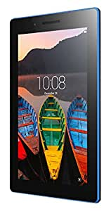 Lenovo TAB3 7 Essential - Tableta, 16GB, MediaTek 1.3 GHz Quad-Core, Android 5.0, Negro, Azul