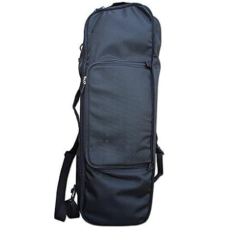 d3a644bdcbc1 Skateboard Bag Backpack Travel Bag Black Color long board carver board  carrying  Amazon.in  Sports
