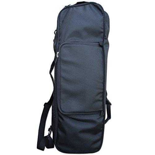 OS Company Skateboard Bag Backpack Travel Bag Black Color Long Board Carver Board Carrying