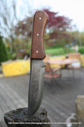 Cuchillo de Damasco cuchillo de carnicero de la Edad Media ...