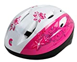 CRAZY STONE Crazystone's Kids Cute Helmet (8.3''L by 6.5''W) Fits 3-15 Years (Pink)