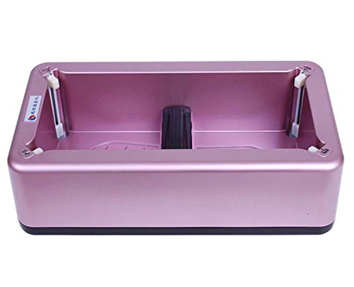 KF Automatic Shoe Covers Machine Home Office One-time Film Machine Foot Set New Shoes Purple by KF