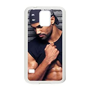 DAZHAHUI Actor Shemar Franklin Moore Cell Phone Case for Samsung Galaxy S5