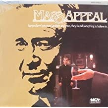 Mass Appeal LASERDISC (NOT A DVD!!!) (Full Screen Format) Format: Laser Disc