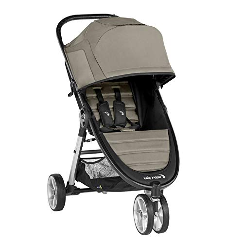 Baby Jogger City Mini 2 Stroller - 2019 | Compact, Lightweight Stroller | Quick Fold Baby Stroller, Sepia