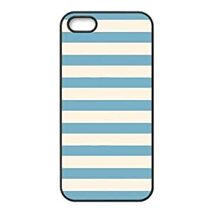 blue white line personalized high quality cell phone case for Iphone 6 plus 5.5
