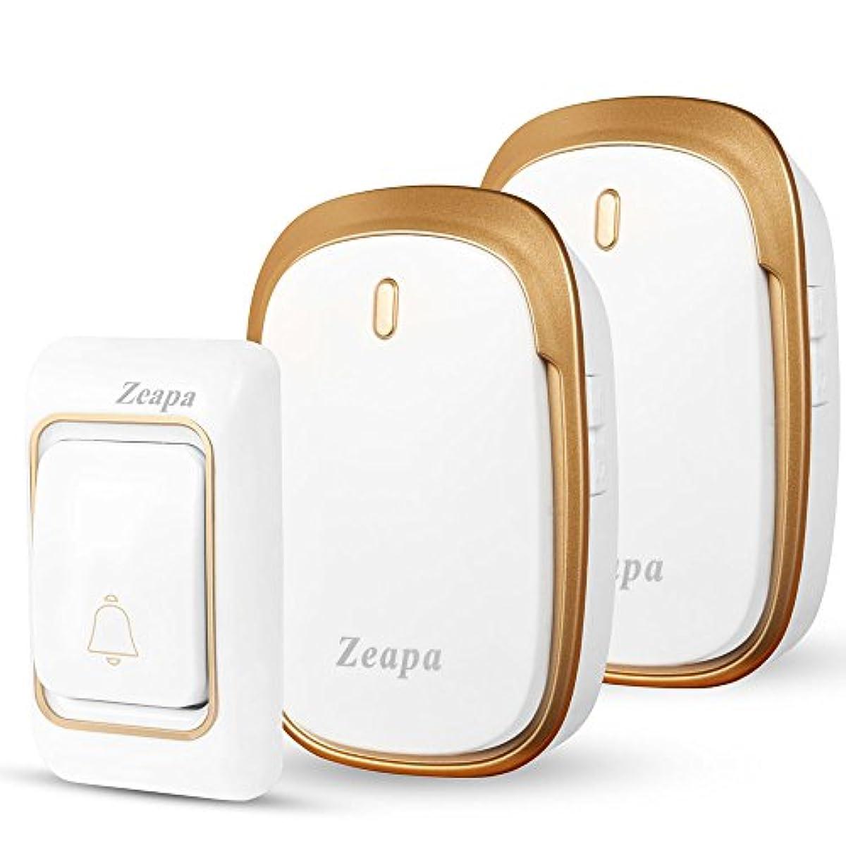 for Home Wireless Doorbell Long Distance Transmitter Receiver Doorbell Chime 1 to 1, U.S. regulations