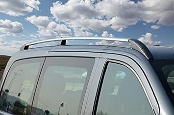 Dachreling Passend Für Mercedes V Klasse Extra Lang W447 Ab Baujahr 2014 In Chrom Optik Mit TÜv Und Abe Auto