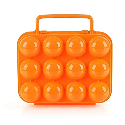 Uniqus - Estuche portátil para Huevos de Acampada al Aire ...