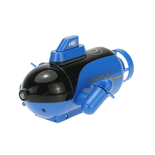 Teckey ® 777-219 RC MINI Ferngesteuert U-BOOT Submarine Tauch Unterwasser boot Shiff