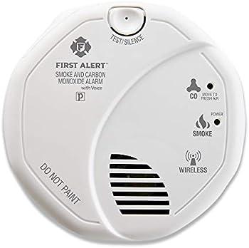 First Alert SCO500 Combination Smoke Detector