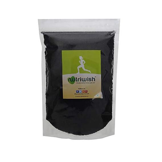 Nutriwish Premium Basil Seeds, 1kg