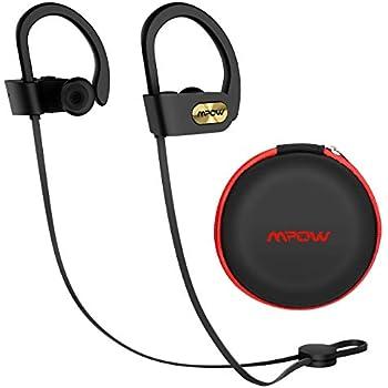 4b4e2393a9b Amazon.com  Mpow Flame Bluetooth Headphones Waterproof IPX7 ...