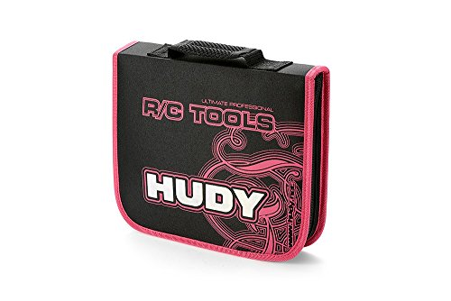 Hudy profiTOOLS Complete Tool Set w/Carrying Bag (Hudy Rc Tools)