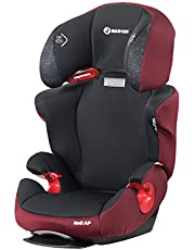 MAXI COSI Rodi Booster Seat with Air Protect Suitable Approx. 4-8 Years, Cabernet Black