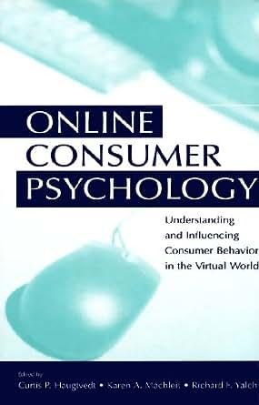 Amazon Com Online Consumer Psychology Understanding And border=