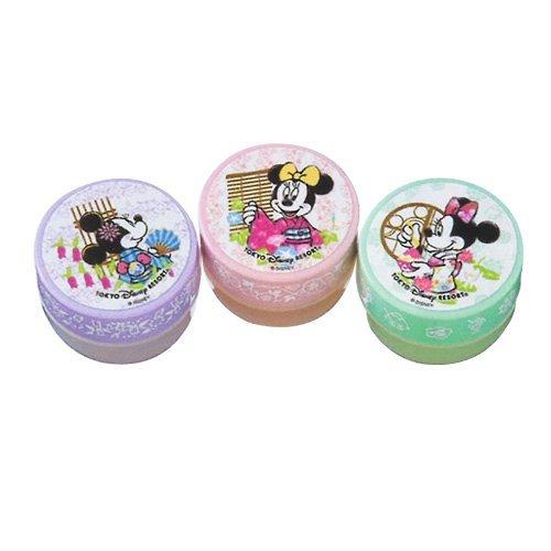 全くプログラムパレードミニーマウス ハンドクリームセット 浴衣柄 【東京ディズニーリゾート限定】