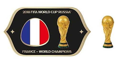 Magnet France Champions du Monde FIFA WC 2018