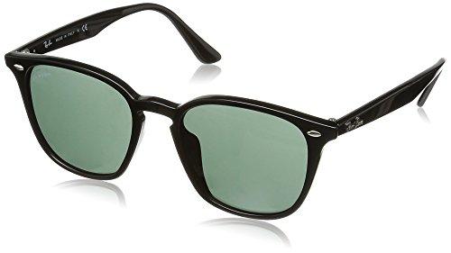 Ray-Ban RB4258F Sunglasses Black / Green - Ban 4258 Ray