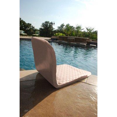 (TRC Recreation LP Super Soft Folding Poolside Chair Bronze)