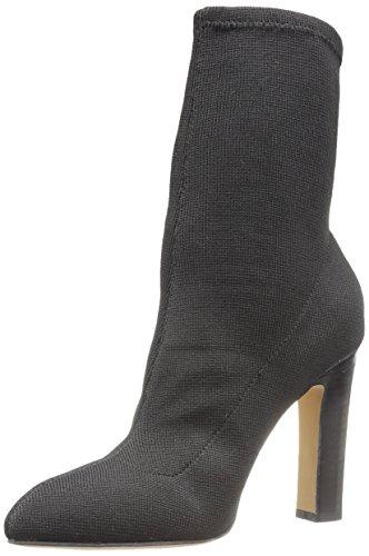 Fix Textile Toe The Black Women's Bootie Stretch Ankle Keyla Pointed RwwdxO