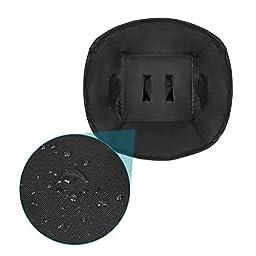 mountain ark 4 Pack Waterproof Outdoor Rain Cover Protector for LED Beam Stage Light DJ Equipment Par Light