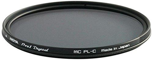 Hoya 62mm Circular Polarizing Multi-Coated Glass Pro 1 Digital Filter by Hoya
