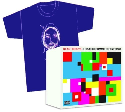 Hot Sauce Committee Part Two (Special Edition Box with Large T-Shirt) by Beastie Boys (2011-01-01) ()