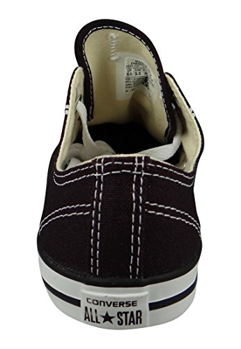 Sneakers Canvas Color Cherry White Dainty Women Converse Black OX 553371C CTAS Black qnAHT0R