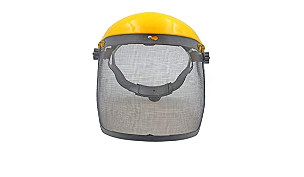 Máscara de malla diseño de seguridad protector de cara ...