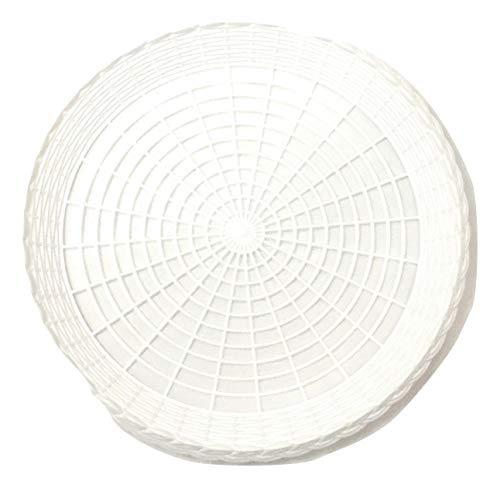 te Plastic Paper Plate Holder for 9