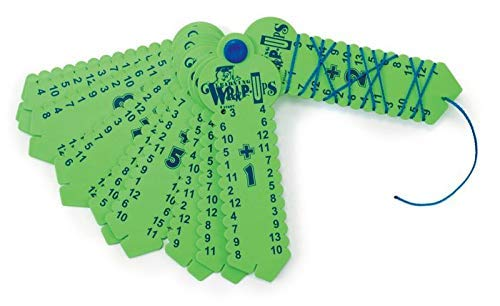 Learning Wrapups Addition Self Correcting Math Problem Keys