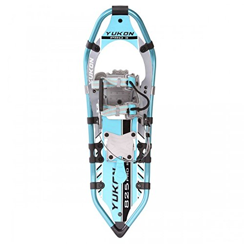 Yukon Charlie's Pro II Series Snowshoe - Womens 8x25 (up to 200 lbs) - Blue by Yukon Charlie's