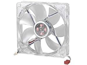 Cooler Master R4-BCBR - Ventilador de CPU (12 V, 19.3 dB, 0.16 A), blanco