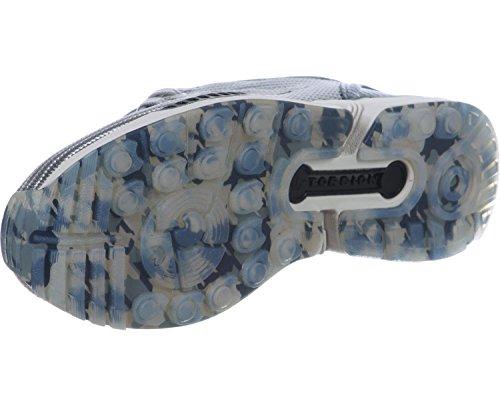 Adidas Originals Zx Flux Nps - Zapatillas unisex, color gris, talla 38