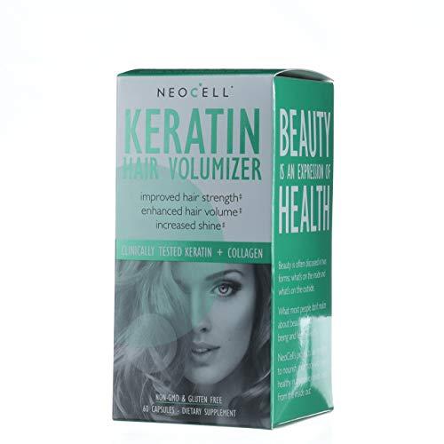 NeoCell - Keratin Hair Volumizer - 60 Capsules
