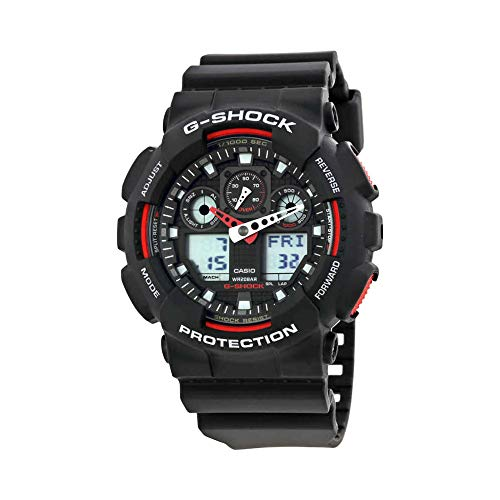 "Used, Casio Men's GA100-1A4 ""G-Shock"" Sport Watch for sale  Delivered anywhere in USA"