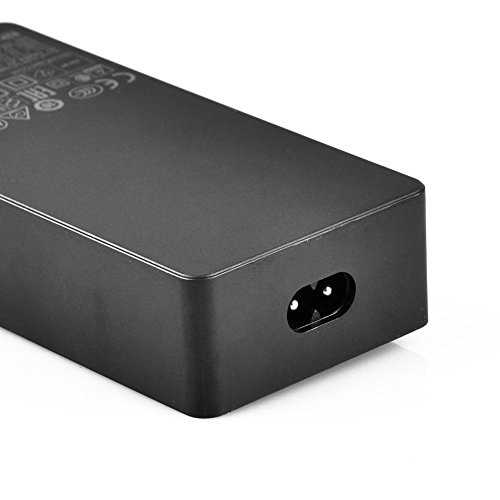 BOLWEO 15V/6A 90W Charger Adapter Power Supply for Microsoft Surface Pro 4 Docking Station, Model 1749 Power Transformer by BOLWEO (Image #1)