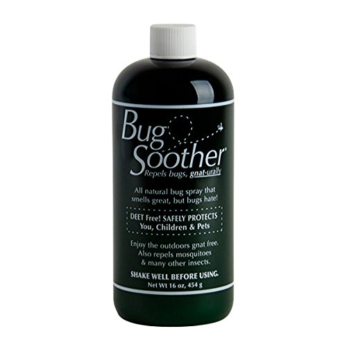 Bug Soother Natural Insect Repellent Spray, - Nature Soft Soother