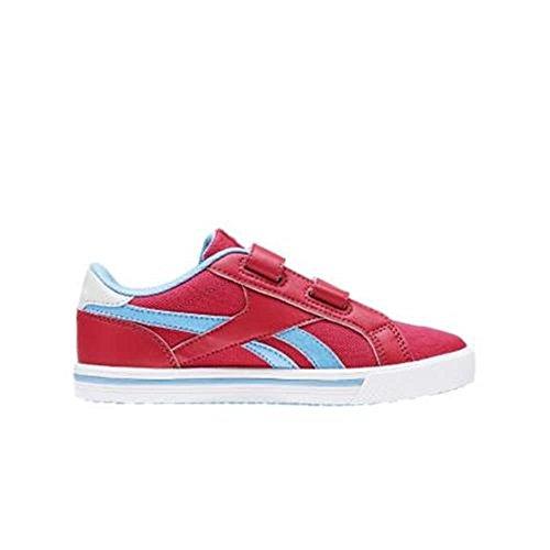 Reebok BD2494, Zapatillas de Deporte, Varios Colores (Pink/Blue/ White) Varios Colores (Pink Craze / Sky Blue / Skull Grey / White)