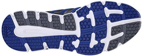Adidas Originals Mens Maniaco X Carbonio Metà Cross Trainer Collegiale Reale / Bianco / Tech Grigio / Metallizzato