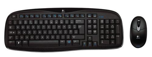Logitech cordless desktop ex100 keyboard mouse driver.