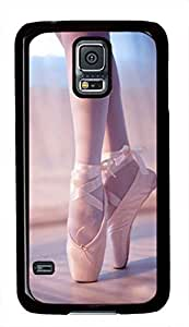 Ballet Pointe Theme Samsung Galaxy S5 i9600 Case by supermalls