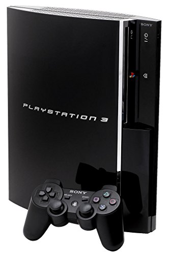 Sony PlayStation 3 – 60GB System (Certified Refurbished)