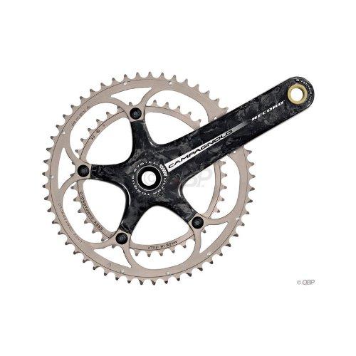カンパニョーロレコードultra-torqueカーボン10-speedロード自転車クランクセット(170 mm x 39 / 53   B0015EEU56