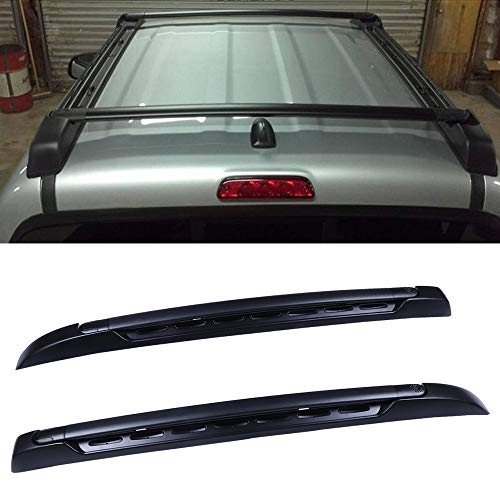 OCPTY Roof Rack Cross Bar Cargo Carrier Fit for 2005-2018 Toyota Tacoma Double Cab Roof Rack Crossbars