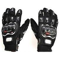Autofurnish MCS-01C Fabric Gloves (Black, XL)